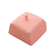 Tianfuheng Foldable Insulated Food Cover, Kitchen Collapsible Dish Cover Flies Bugs Ants Away Umbrella