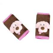 Jeep Animal Strap Cover, Pink Puppy