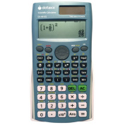 Datexx 4-Line FX-991ES Compatible Dual Power Scientific Calculator with Natural Textbook Display
