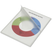 SKILCRAFT 3mil Thermal Laminating Pouches - Sheet Size Supported