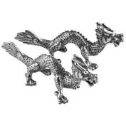 Royal Selangor Hand Finished Oriental Collection Pewter Dragon Chopsticks Rests
