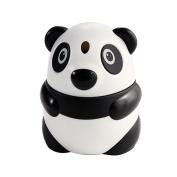 Dreammy Panda Plastic Creative Toothpick Box Automatic Table Decor Toothpick Holder