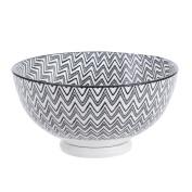 Kuro Porcelain Bowl 20 cm