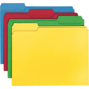 Smead 100% Recycled Coloured Folders