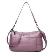 Women Genuine Leather Handbag Shoulder Bag Crossbody Bag Travel and Shopping Tote Casual Bags