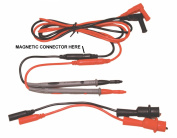 Electronic Specialties 138 Mag Lead W/Alligator Clip