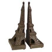 Sagebrook Home Eiffel Tower Bookends