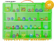 Life Made Better Toy Organiser. Fits Up to 100 Figures. Compatible With Grossery Gang TM Figures