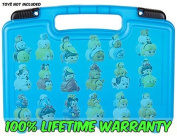Life Made Better Toy Storage Organiser. Fits Up to 80 Figures. Compatible With Tsum Tsum TM Mini Figures