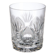 LADA Bohemian Glass Tumblers, Glass, 8.5 x 8.5 x 10 cm, Set of 6