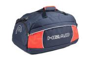 Head Nevada Holdall Bag - Navy/Orange