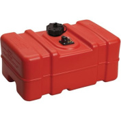 Moeller Low Perm Certified Fuel Tank 34.1l with 0.6cm Fuel Pick-Up Adapter and Mechanical Direct Sight Gauge