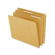 Pendaflex Kraft Angled 1/3 Cut Tab File Folders