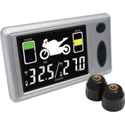 Measurement Limited Motorcycle TPMS Monitor