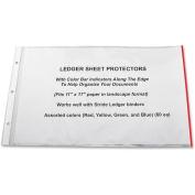Stride Semi-clear Landscape Sheet Protectors