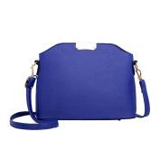 Women Cross-body Bags LILICAT Pure Colour PU Leather Messenger Bags Shoulder Bag Purse Satchel Fashion Elegant