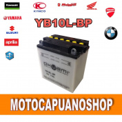 Rechargeable yb10l-bp Piaggio Beverly 250 ie E3 Vespa GT 60 2006 2007 RMS