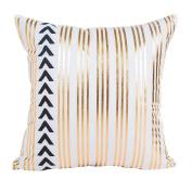 Pillow Case Printing Words Sofa Waist Throw Cushion Cover Home Decor