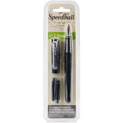 Speedball Calligraphy Fountain Pen 1.9Mm-Black