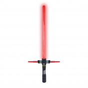 MINTOYS® DELUXE RED Star LED Light Sabre Lightsaber Light-up Sound Space Wars Laser