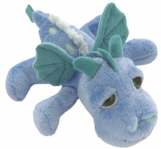 Suki Gifts Little Peepers Dragons Firestorm Dragon Soft Boa Plush Toy