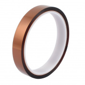 1.5CM Width 30M Long Kapton Tape High Temperature Heat Resistant Polyimide