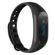 CUBOT V1 Men's or Women's Smart Watch, Customizable APP Intelligent Alarm Smart Band with Precise Motion Sensing