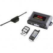 Crimestopper SP-502 2-Way Paging Combo Alarm Keyless-Entry & Remote-Start System
