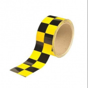 INCOM MANUFACTURING LCB210 Hazard Marking Tape,Roll,5.1cm W,16m L