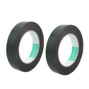 2Pcs 20mmx0.5mm Double Sided Sponge Tape Adhesive Sticker Foam Glue Strip 10m