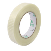22mm Width 50M Length Insulating Fibre Glass Tape Adhesive for RC Aeroplane