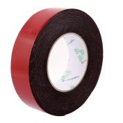 35mmx1mm Double Sided Sponge Tape Adhesive Sticker Foam Glue Strip Sealing 10m