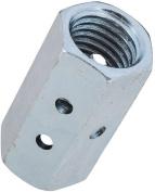 Stanley 347203 Coupling Nut, NO 1-8, Steel, Zinc Plated
