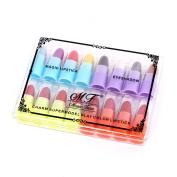 Hanyia Beauty Waterproof Lipstick Makeup Set Lip Stick Waterproof Lipgloss Cosmetics