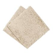 Floor Rug,ALISIAM Absorbent Soft Bath Bedroom Floor Square Mat Shower Rug Non-slip Memory Foam Floor Mat