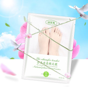 Hanyia Hot Remover Dead Mask Foot Skin Peeling Cuticles Feet Anti Ageing Care Beauty Milk Moisturiser Foot