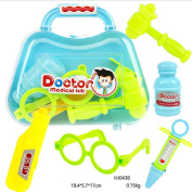 Role Play Toy,Kids Doctor Medical Play Carry Set Case Education Role Play Toy