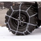 Atv V-Bar Tyre Chains, 22X9X12, 4 Link Spacing