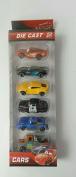 6pcs Disney Pixar Cars 3 Metal Black Storm Jackson Lightning McQueen