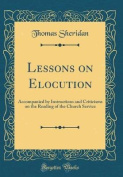 Lessons on Elocution