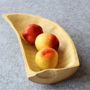 Household crafts creative fruit plate dry fruit