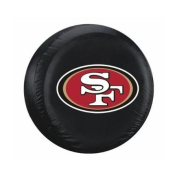 49ERS Std Tyre Cover