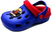 ARNETTA Boys' Sandals Blue Blue UK 5.5 Infant