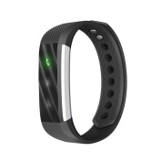HARRYSTORE Wireless Activity and Sleep Monitor Pedometer Smart Fitness Tracker Wristband Watch Bracelet for Men Women Boys Girls Ladies Android IOS