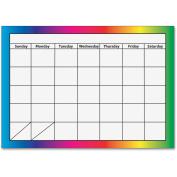 Ashley 1-month Dry Erase Magnetic Calendar