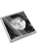 VANESSA ANNE HUDGENS - Original Art Coaster #js001