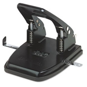 "30-Sheet Two-Hole Punch 7.6cm ""Holes Black"