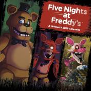 Five Nights at Freddy's 2018 Mini Wall Calendar
