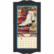 "Lang ""Black Diamond"" Small Calendar Frame"