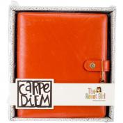 Carpe Diem A5 Planner Reset Girl-persimmon